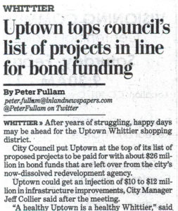 News Bond Funding